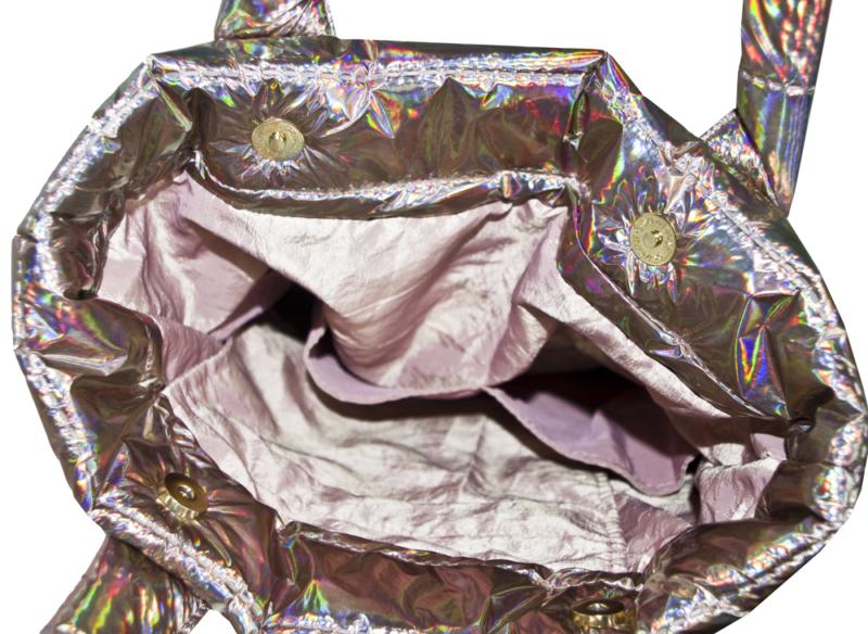 torba pikowana kieszenie